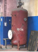 Photo Texture of Compressed Air Tank