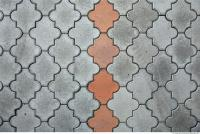 Photo Texture of Patterned Floor