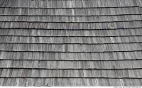 photo texture of roof wooden