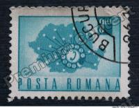 Photo Texture of Postage Stamp