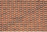Photo Texture of Roof Ceramic