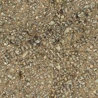 High Resolution Seamless Ground Gravel Texture 0001