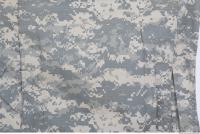 Photo Texture of Fabric Camouflage