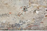 Photo Texture of Wall Stones Plastered 0001