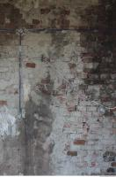 photo texture of wall brick plastered 0002
