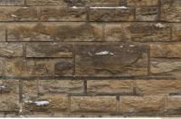 Photo Texture of Wall Stones Dirty