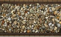 photo texture of gravel 0002