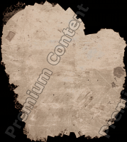 photo texture of patched wall decal 0003