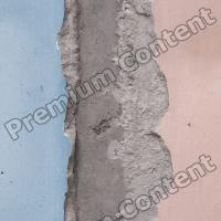 photo texture of wall damaged seamless 0003