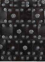 photo texture of studded leather  0001