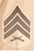 photo texture of army patch 0004