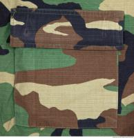 photo texture of fabric camouflage 0004