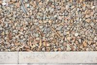 gravel ground photo texture