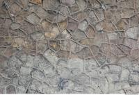 wall stones mixed size 0010