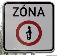 pedestrians traffic signs 0001