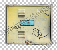 decal electric box 0001