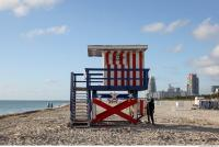 building lifeguard kiosk 0001