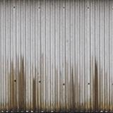 Dirty Corrugated Plates Metal